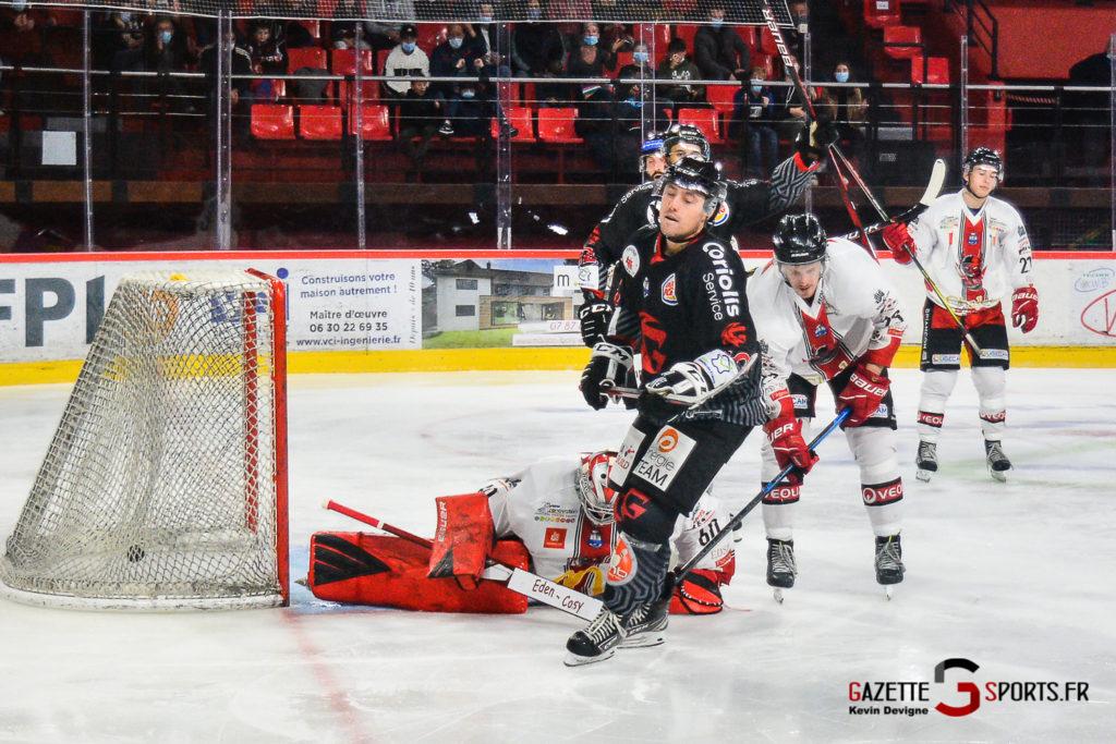Hockey Sur Glace Gothiques Vs Briancon Kevin Devigne Gazettesports 85