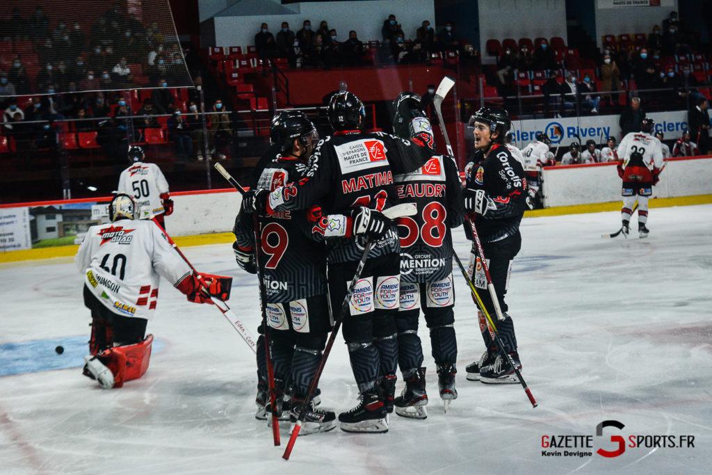 Hockey Sur Glace Gothiques Vs Briancon Kevin Devigne Gazettesports 86