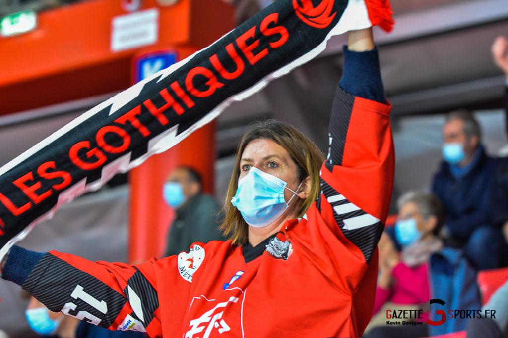 Hockey Sur Glace Gothiques Vs Briancon Kevin Devigne Gazettesports 90