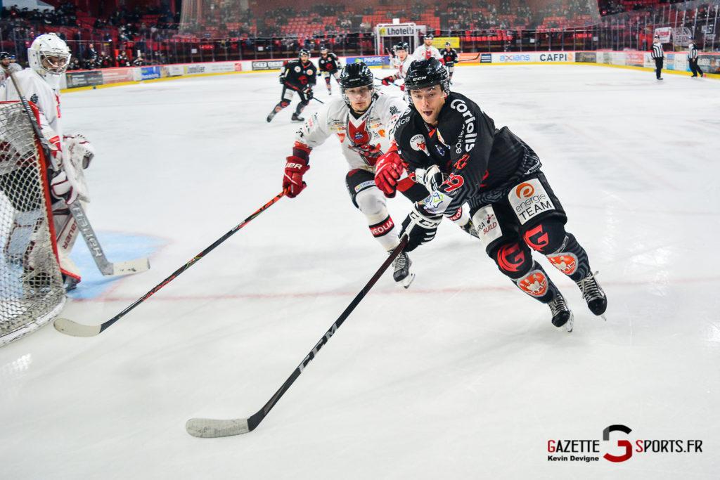 Hockey Sur Glace Gothiques Vs Briancon Kevin Devigne Gazettesports 94