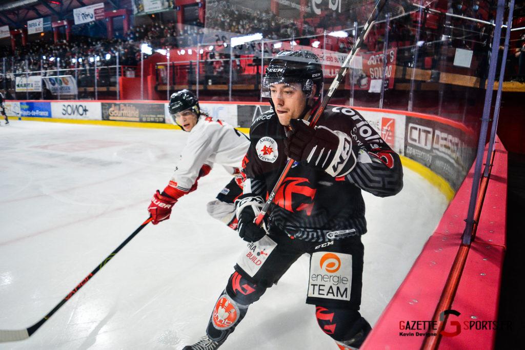 Hockey Sur Glace Gothiques Vs Briancon Kevin Devigne Gazettesports 97