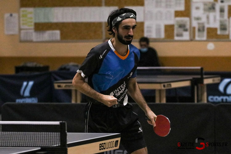 Tennis De Table Astt Vs Argentan Gazettesports Coralie Sombret 14