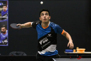 Tennis De Table Astt Vs Argentan Gazettesports Coralie Sombret 7