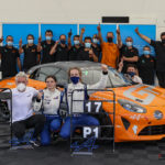 Alpine Autosport Gp Portimao 0021 Leandre Leber Gazettesports
