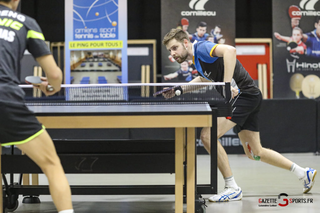 Tennis De Table Asptt Amiens Vs Miramas 0001 Leandre Leber Gazettesports