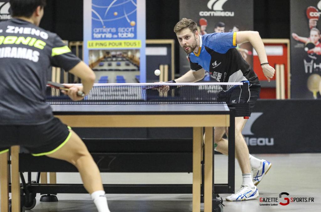 Tennis De Table Asptt Amiens Vs Miramas 0002 Leandre Leber Gazettesports