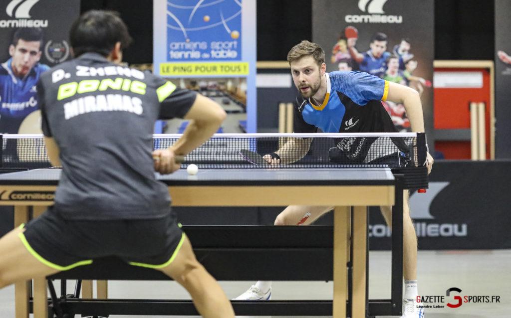 Tennis De Table Asptt Amiens Vs Miramas 0003 Leandre Leber Gazettesports