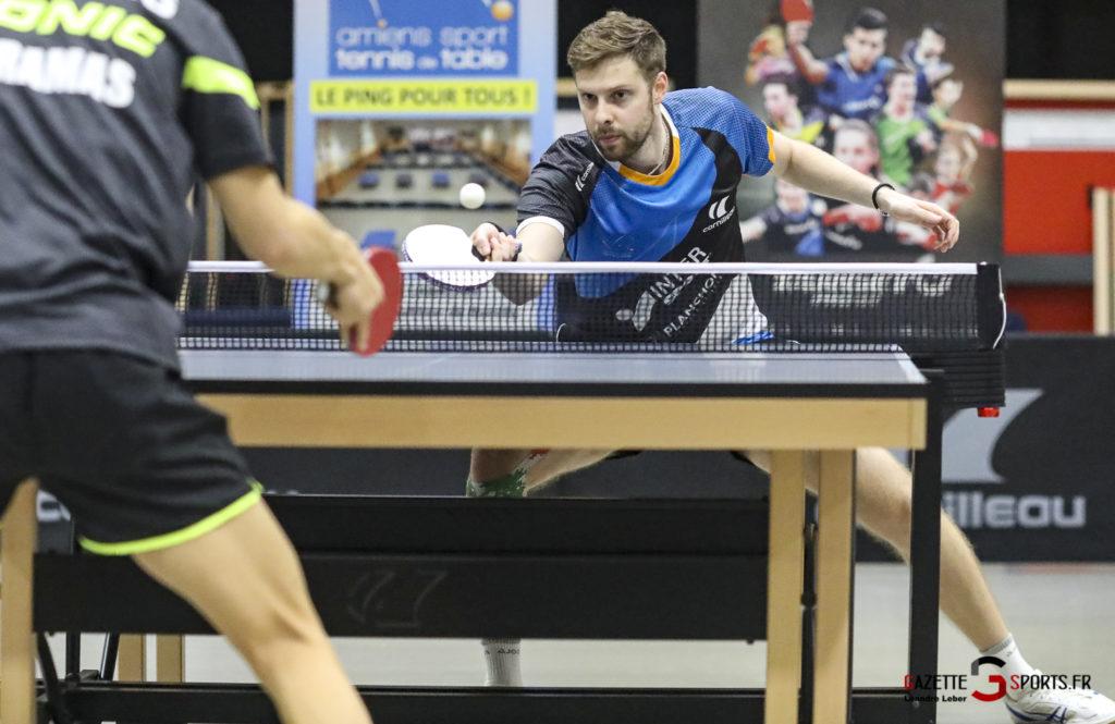 Tennis De Table Asptt Amiens Vs Miramas 0004 Leandre Leber Gazettesports
