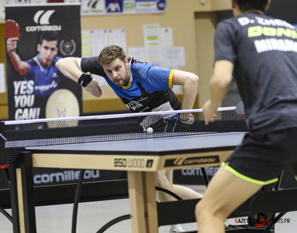 Tennis De Table Asptt Amiens Vs Miramas 0009 Leandre Leber Gazettesports