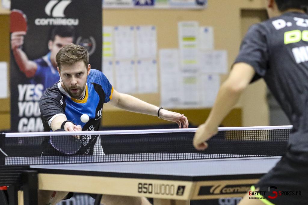 Tennis De Table Asptt Amiens Vs Miramas 0010 Leandre Leber Gazettesports