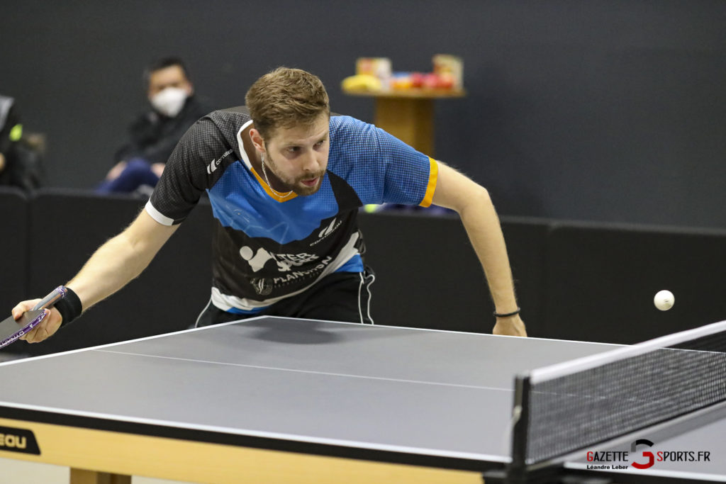 Tennis De Table Asptt Amiens Vs Miramas 0013 Leandre Leber Gazettesports