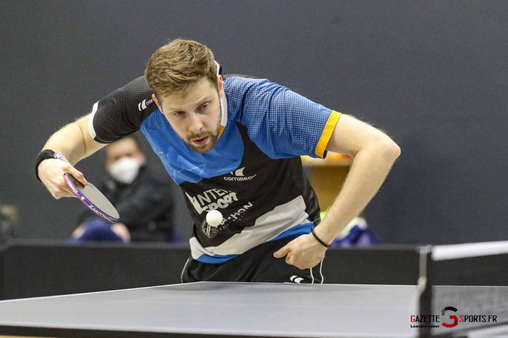 Tennis De Table Asptt Amiens Vs Miramas 0015 Leandre Leber Gazettesports