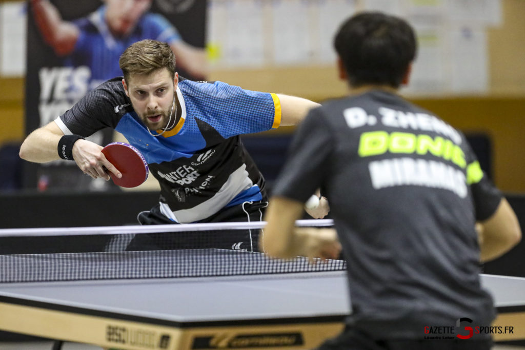 Tennis De Table Asptt Amiens Vs Miramas 0030 Leandre Leber Gazettesports