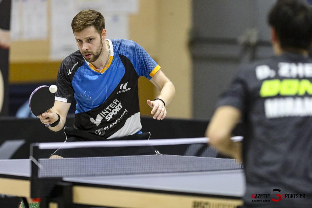 Tennis De Table Asptt Amiens Vs Miramas 0033 Leandre Leber Gazettesports