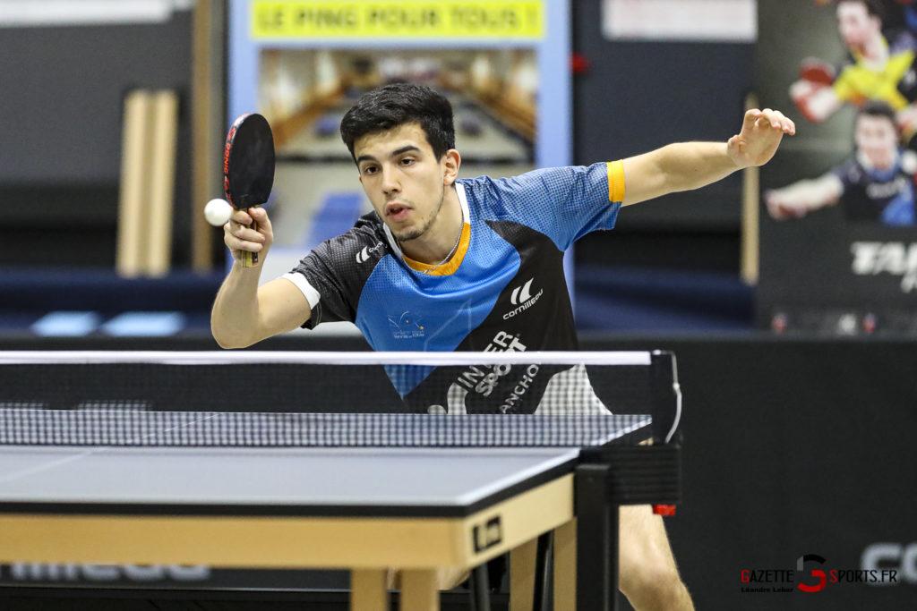 Tennis De Table Asptt Amiens Vs Miramas 0044 Leandre Leber Gazettesports