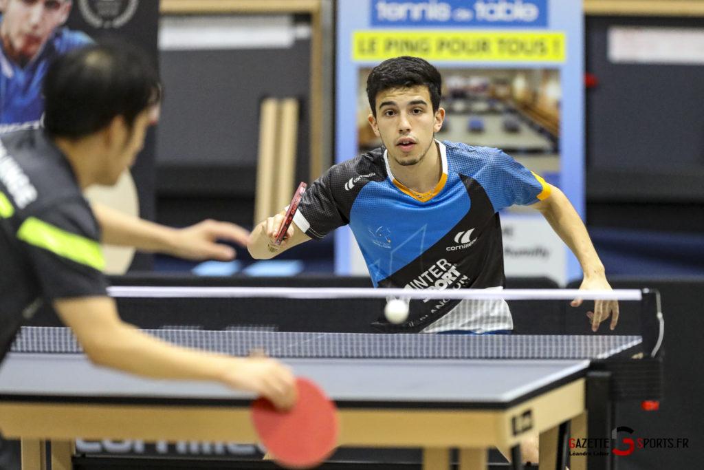 Tennis De Table Asptt Amiens Vs Miramas 0045 Leandre Leber Gazettesports
