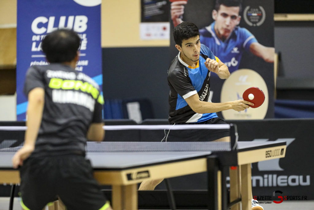 Tennis De Table Asptt Amiens Vs Miramas 0050 Leandre Leber Gazettesports