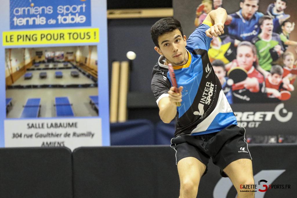 Tennis De Table Asptt Amiens Vs Miramas 0052 Leandre Leber Gazettesports