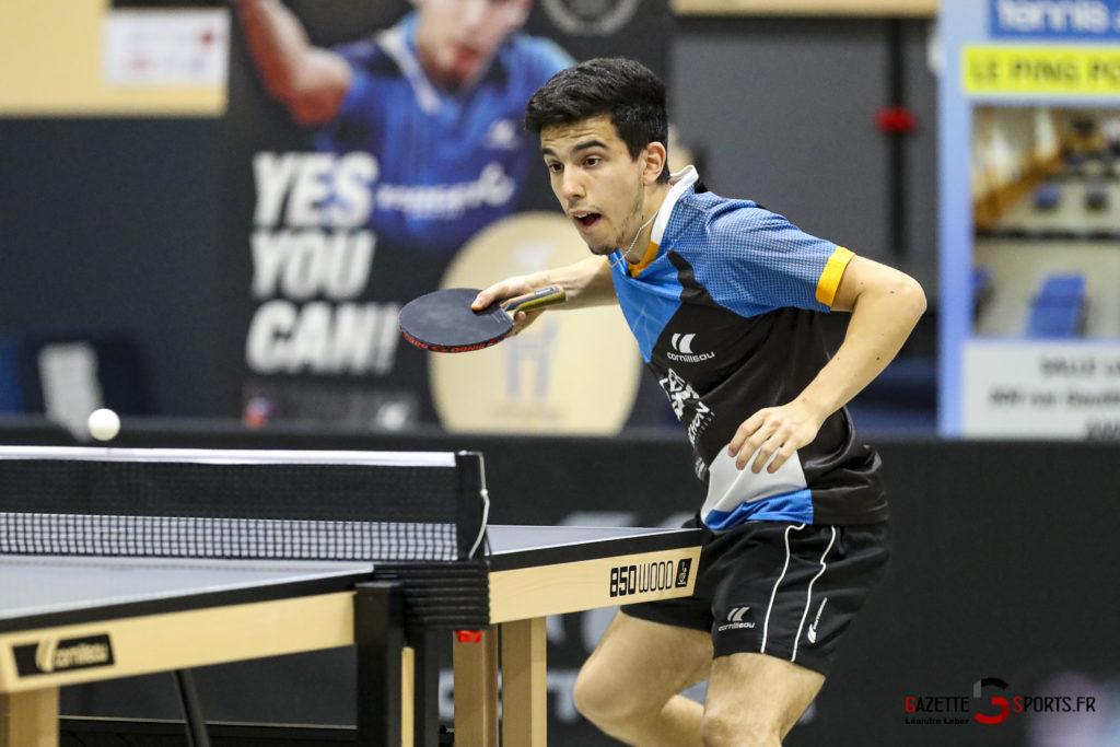 Tennis De Table Asptt Amiens Vs Miramas 0054 Leandre Leber Gazettesports