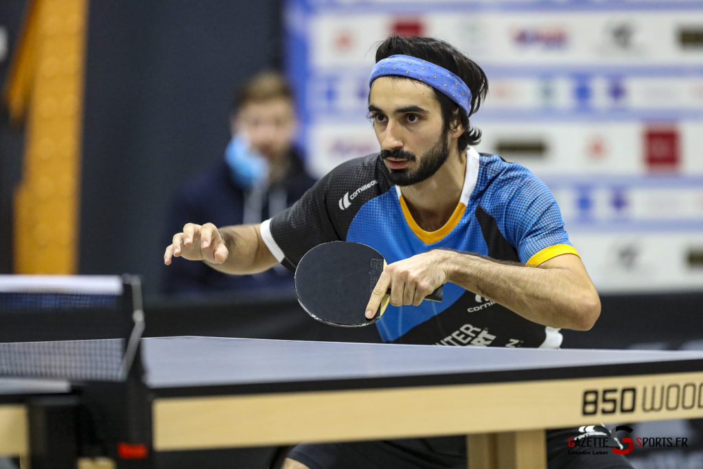 Tennis De Table Asptt Amiens Vs Miramas 0056 Leandre Leber Gazettesports