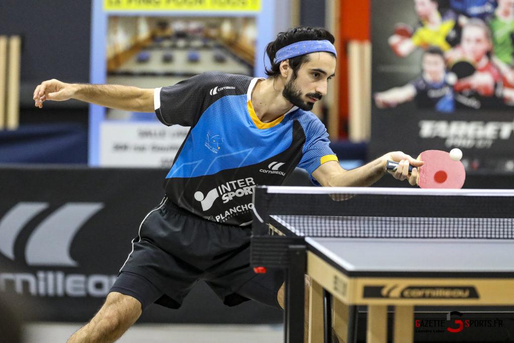 Tennis De Table Asptt Amiens Vs Miramas 0058 Leandre Leber Gazettesports