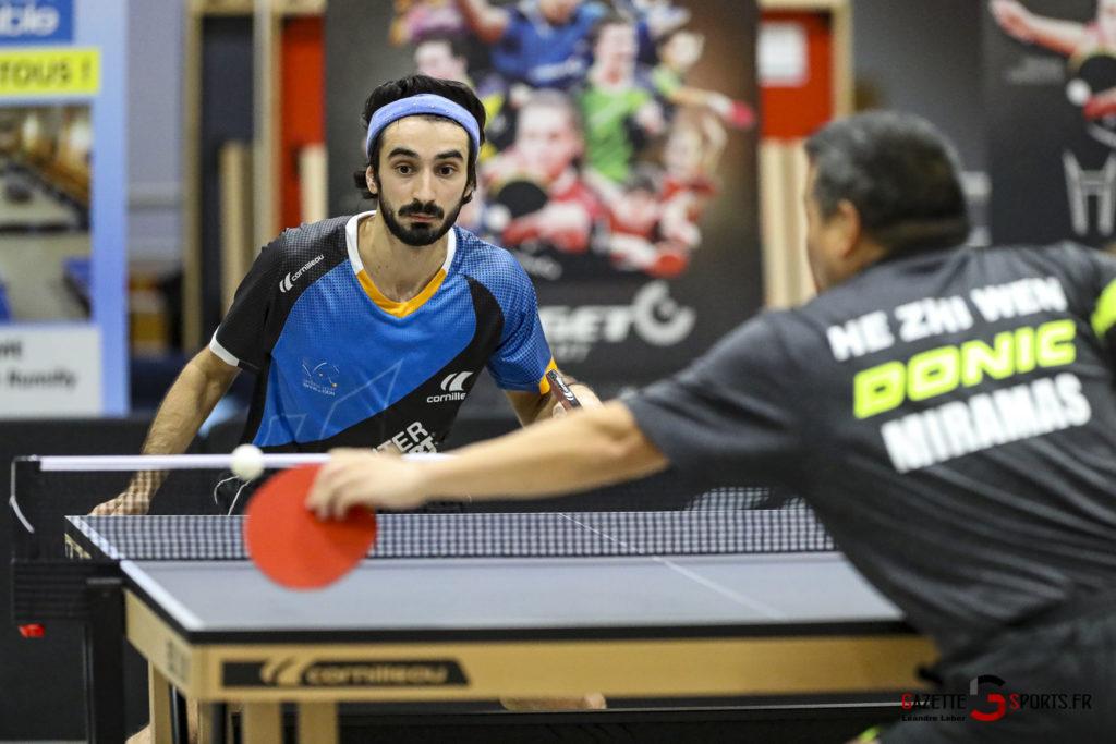 Tennis De Table Asptt Amiens Vs Miramas 0059 Leandre Leber Gazettesports