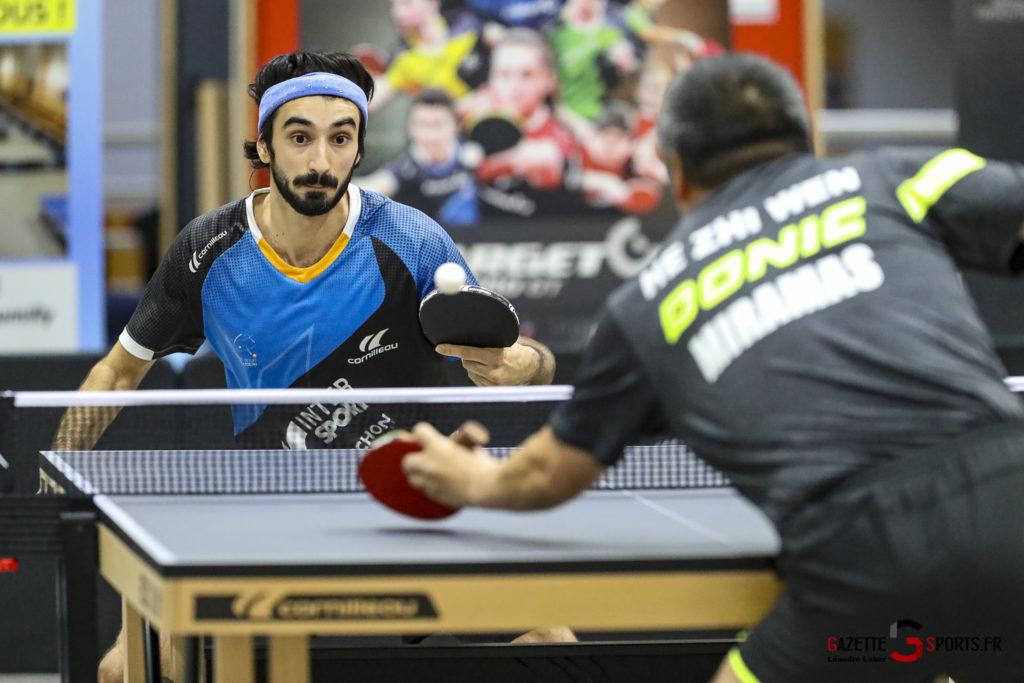 Tennis De Table Asptt Amiens Vs Miramas 0060 Leandre Leber Gazettesports