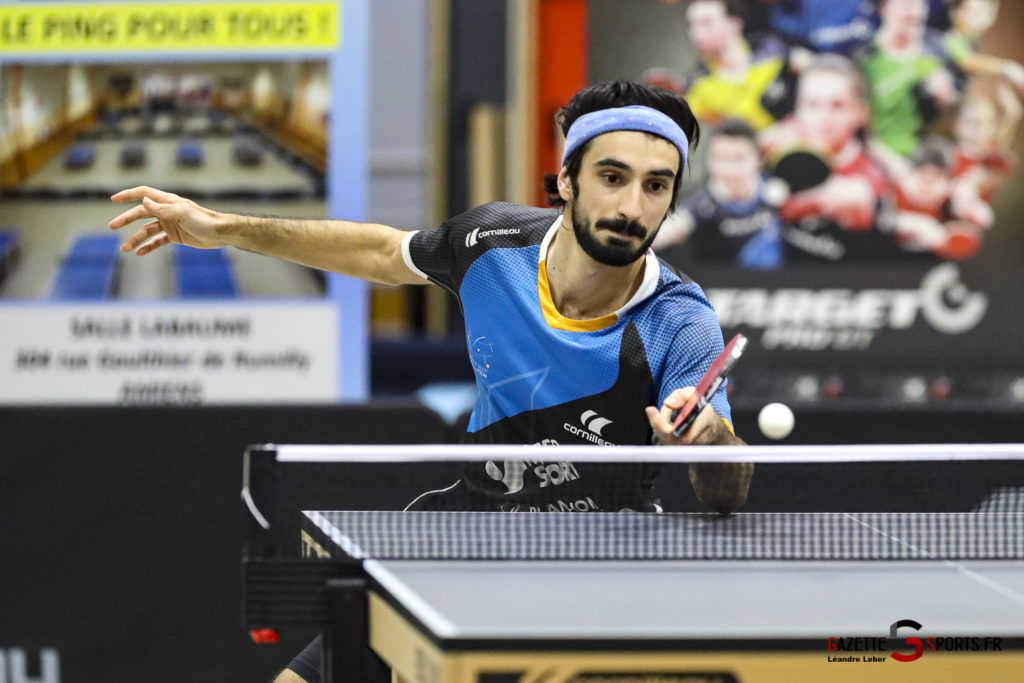 Tennis De Table Asptt Amiens Vs Miramas 0061 Leandre Leber Gazettesports