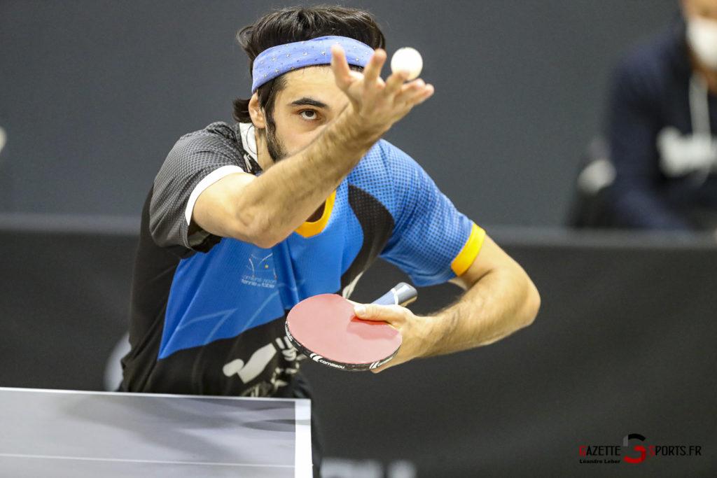 Tennis De Table Asptt Amiens Vs Miramas 0064 Leandre Leber Gazettesports