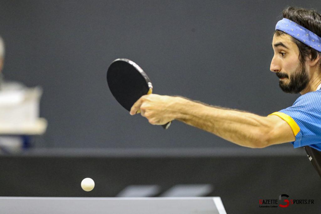 Tennis De Table Asptt Amiens Vs Miramas 0066 Leandre Leber Gazettesports