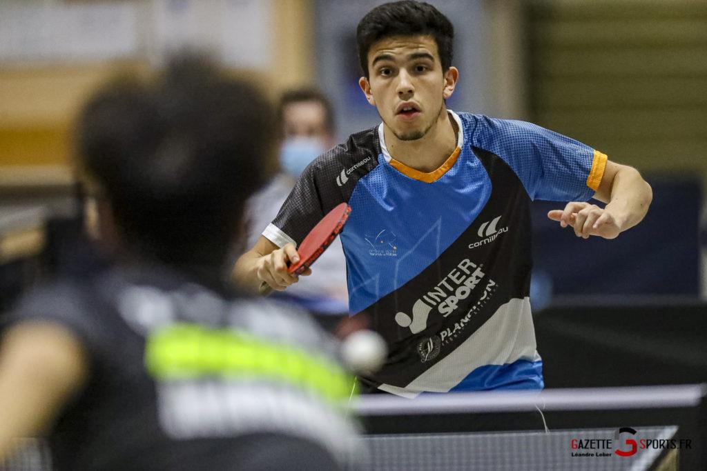 Tennis De Table Asptt Amiens Vs Miramas 0071 Leandre Leber Gazettesports