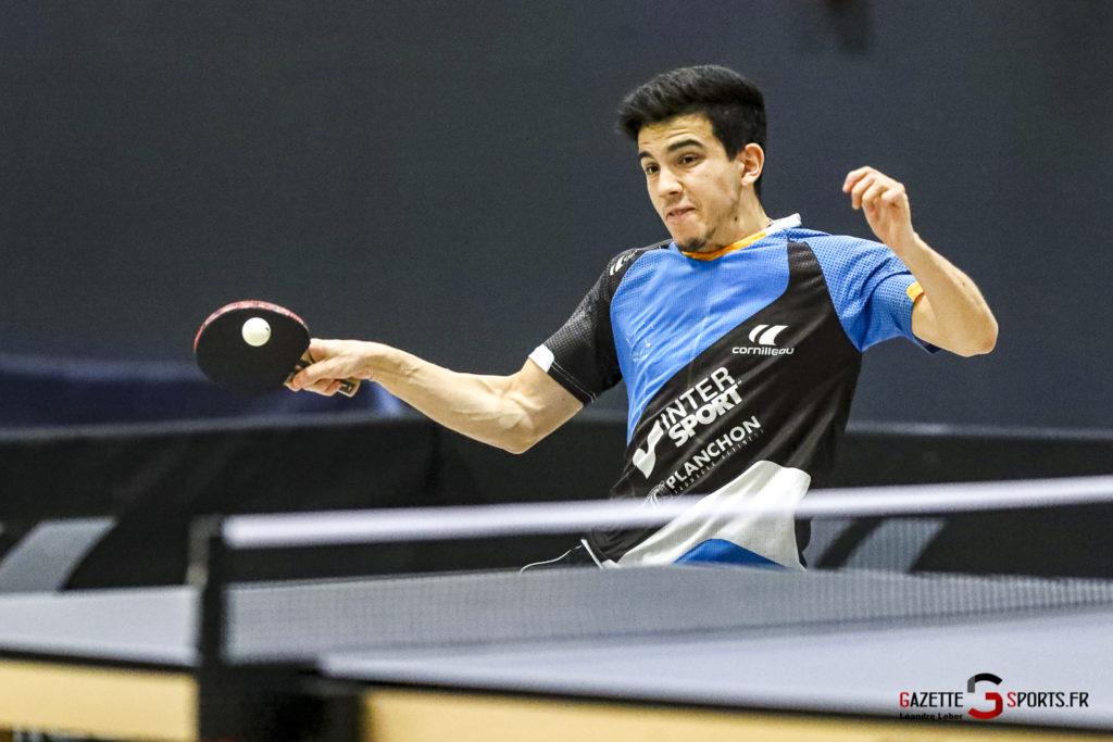 Tennis De Table Asptt Amiens Vs Miramas 0076 Leandre Leber Gazettesports