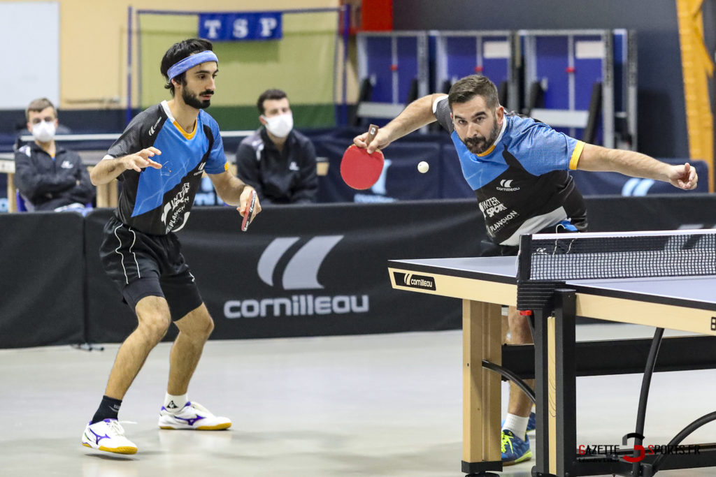 Tennis De Table Asptt Amiens Vs Miramas 0078 Leandre Leber Gazettesports