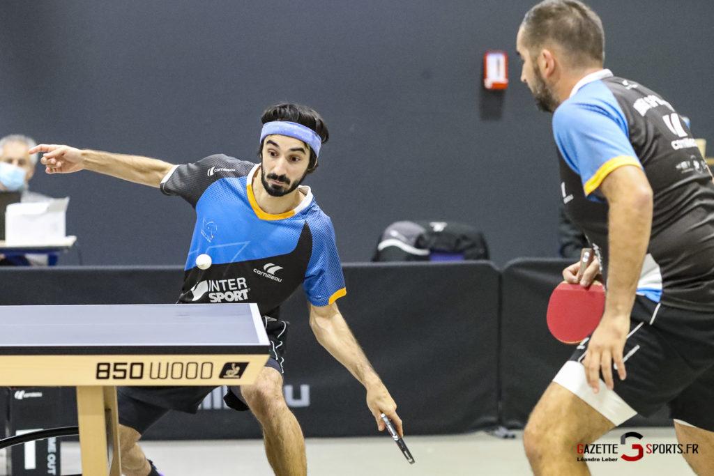 Tennis De Table Asptt Amiens Vs Miramas 0080 Leandre Leber Gazettesports