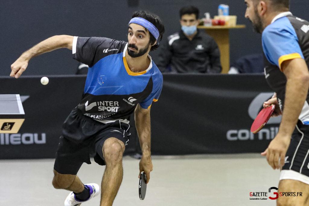 Tennis De Table Asptt Amiens Vs Miramas 0083 Leandre Leber Gazettesports