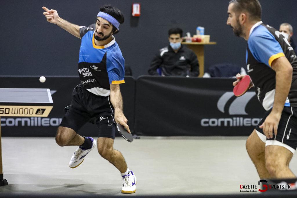 Tennis De Table Asptt Amiens Vs Miramas 0085 Leandre Leber Gazettesports