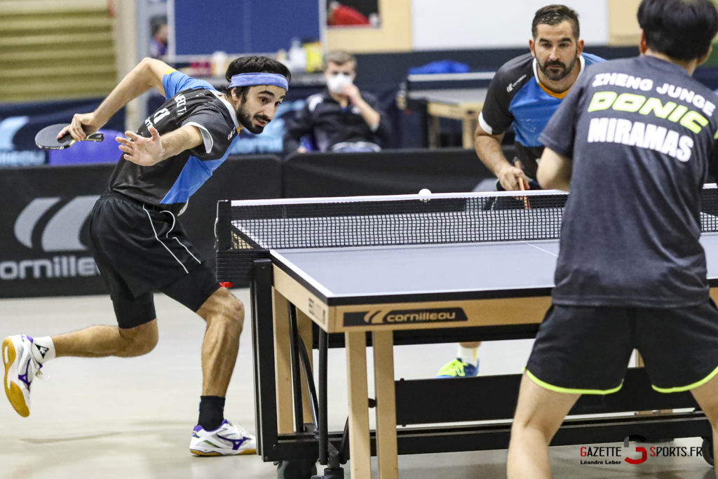 Tennis De Table Asptt Amiens Vs Miramas 0086 Leandre Leber Gazettesports