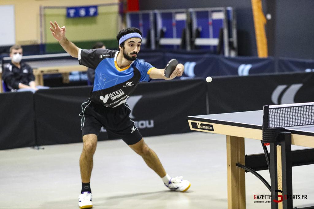 Tennis De Table Asptt Amiens Vs Miramas 0088 Leandre Leber Gazettesports