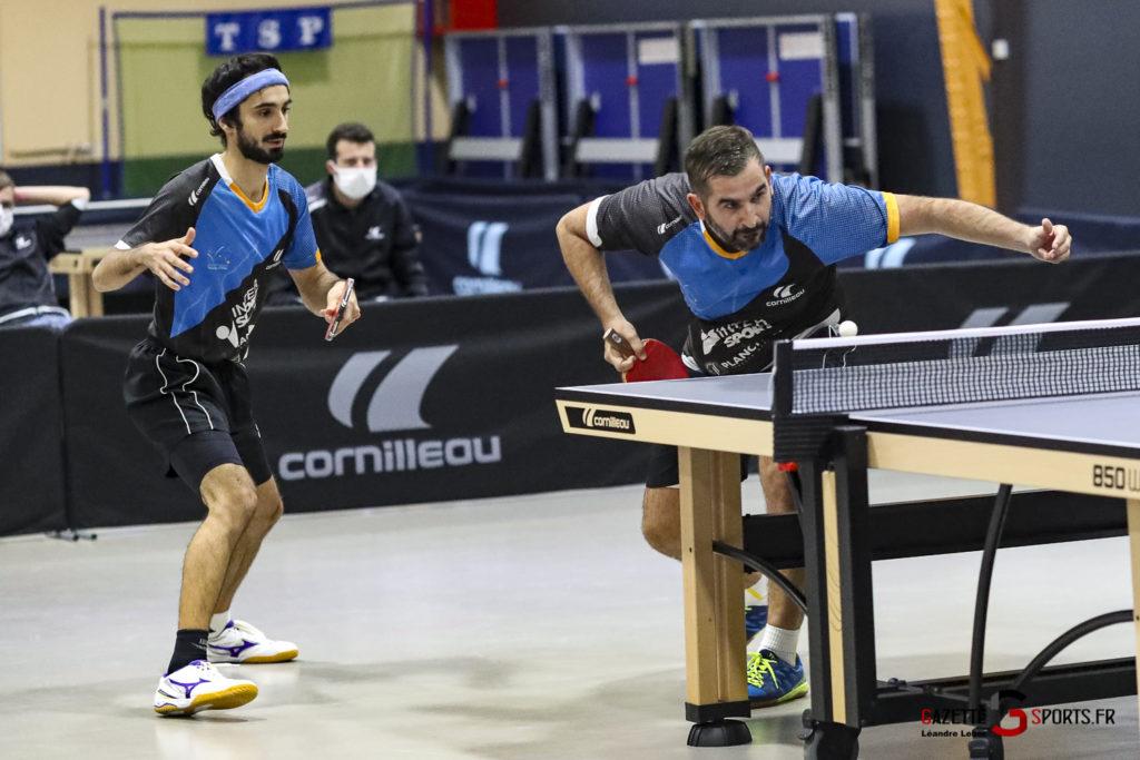 Tennis De Table Asptt Amiens Vs Miramas 0090 Leandre Leber Gazettesports
