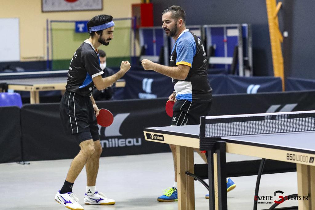 Tennis De Table Asptt Amiens Vs Miramas 0092 Leandre Leber Gazettesports