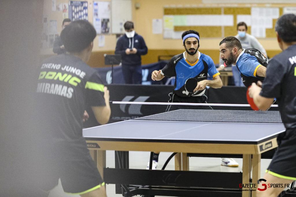 Tennis De Table Asptt Amiens Vs Miramas 0093 Leandre Leber Gazettesports