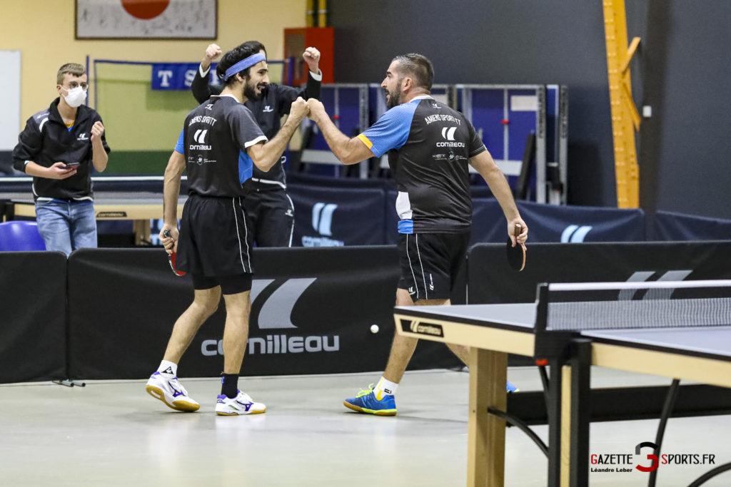 Tennis De Table Asptt Amiens Vs Miramas 0095 Leandre Leber Gazettesports