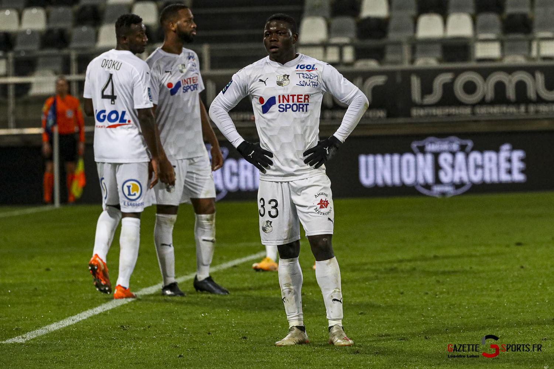 Football Amiens Vs Dunkerque Ligue 2 0041 Leandre Leber Gazettesports