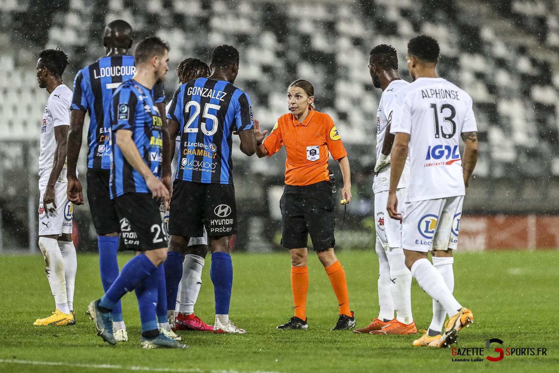 Football Ligue 2 Amiens Sc Vs Fc Chambly 0011 Leandre Leber Gazettesports