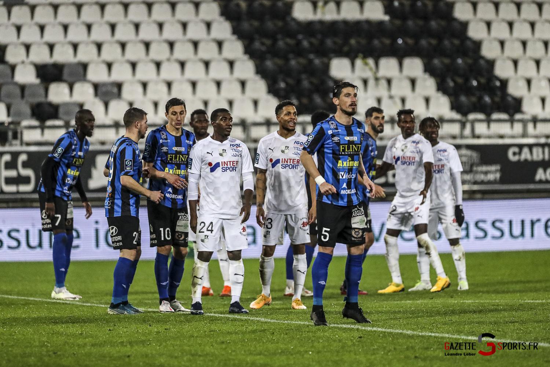 Football Ligue 2 Amiens Sc Vs Fc Chambly 0025 Leandre Leber Gazettesports