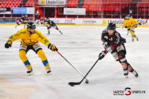 Hockey Sur Glace Amiens Vs Rouen Amical Kevin Devigne Gazettesports (68)