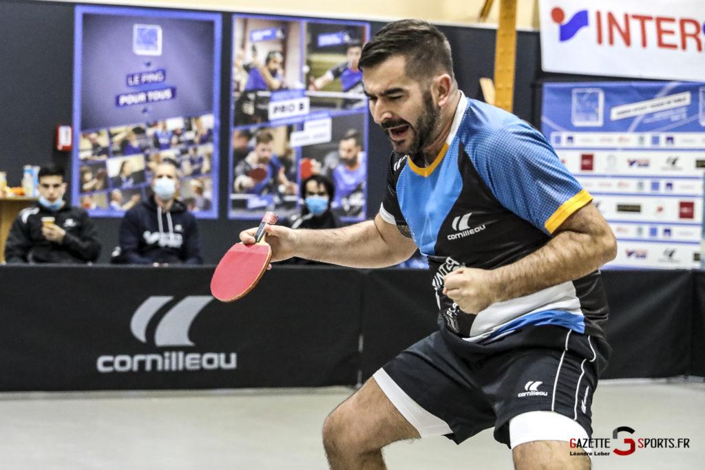 Tennis De Table Astt Amiens Vs Chartres 0003 Leandre Leber Gazettesports