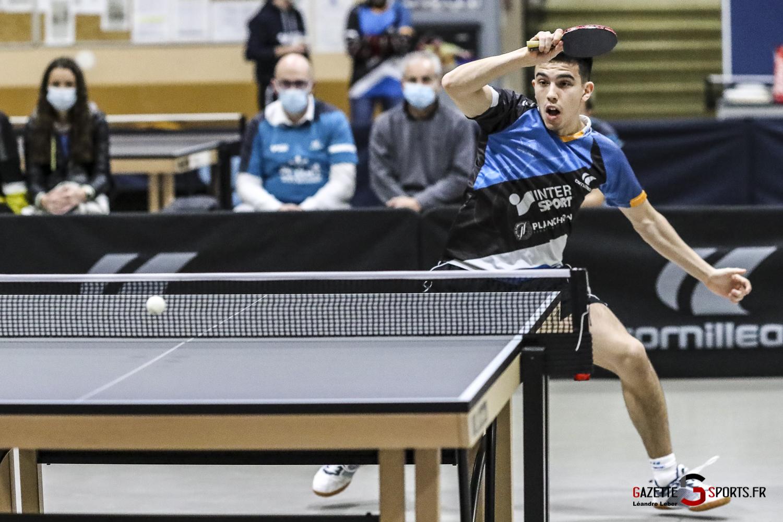 Tennis De Table Astt Amiens Vs Chartres 0028 Leandre Leber Gazettesports