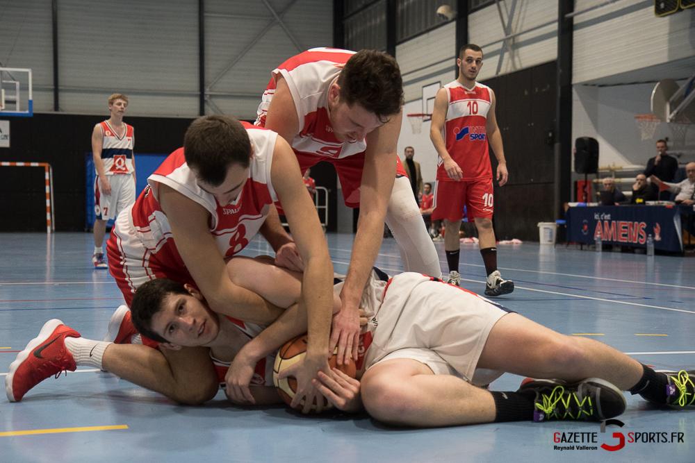 Basketball Ascbb – Bco Beauvais Reynald Valleron 36
