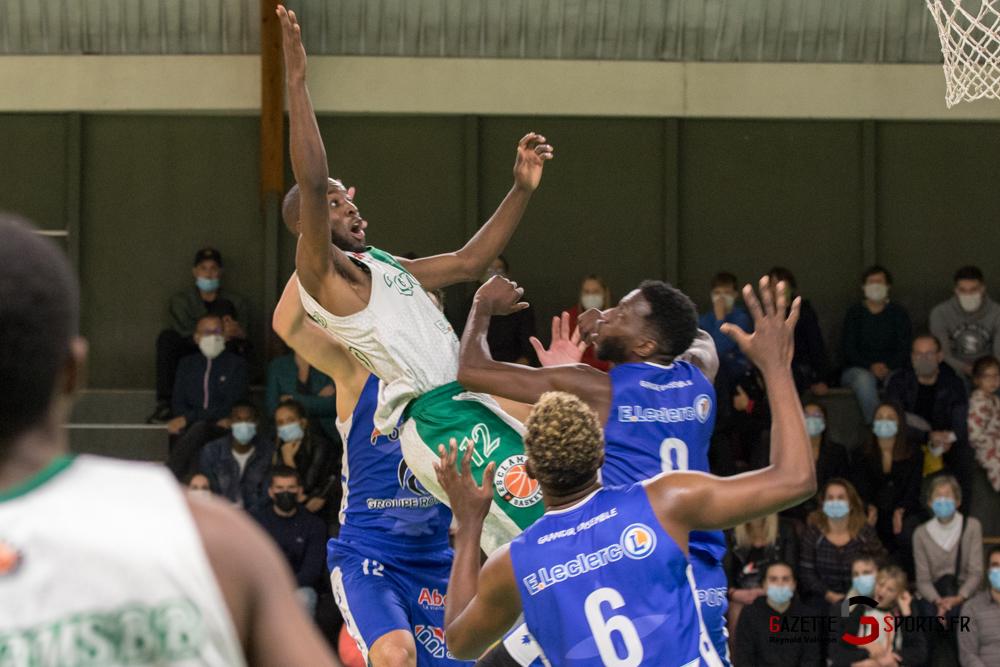 Basketball Esclams Vs Fougeres Reynald Valleron 41